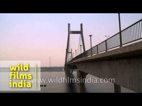 Naini Bridge, Allahabad