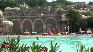 Camping e Terme Tahiti Lido delle Nazioni Costa Adriatica.flv