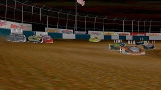 """""""Crank it Up 50"""" @ Outlaw Speedway - VLR - Dirt Track Racing 2"""
