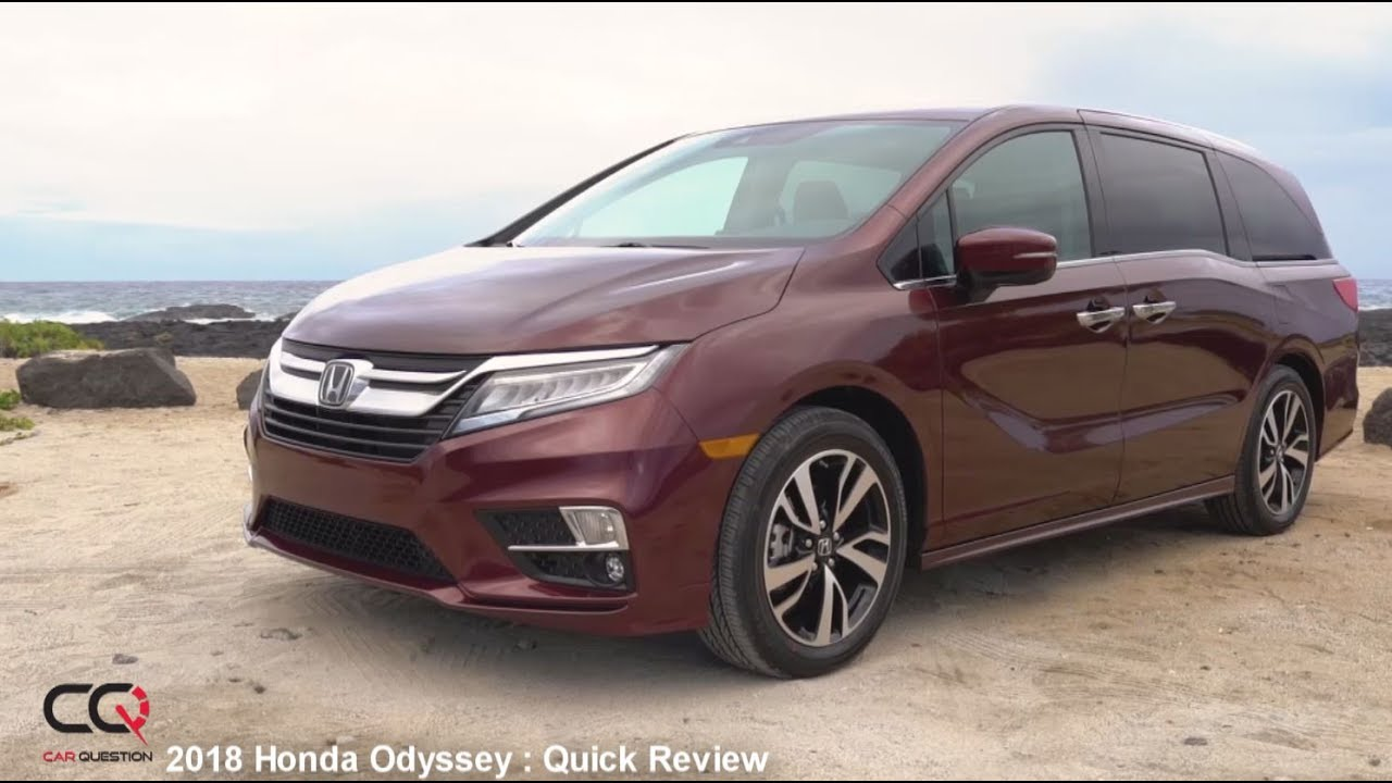 2018 honda odyssey touring elite. delighful elite 2018 honda odyssey touring  elite  quick walkaround and test drive part  12 for honda odyssey touring elite