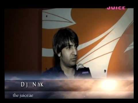 DJ NYK and Kamran Ahmad at Levels