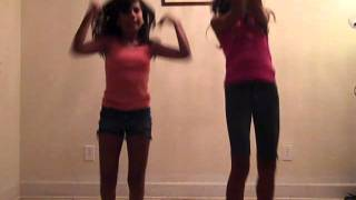 Dancing to Justin Bieber Never Say Never
