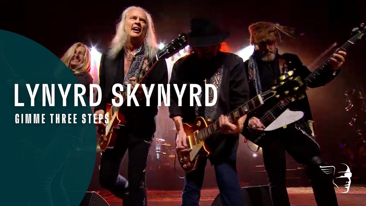 Lynyrd Skynyrd - Gimme Three Steps (Pronounced Leh-Nerd Skin-Nerd)