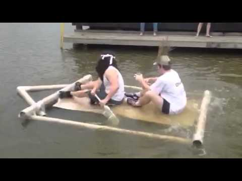 Central Private School Physics Boat Project , Ms Coon's cla