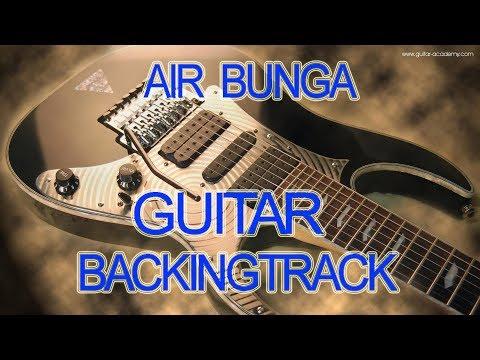 Air Bunga Rita Sugiarto Guitar Backingtrack Chord D minor Karaoke