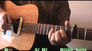 How to play SPANISH EYES - Part 1