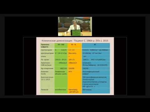 Гломерулонефрит, признаки активности, лечение