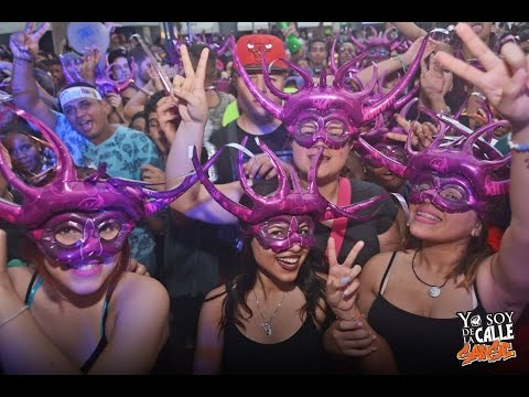 Gasolina Inflatable Mask Promo in  Puerto Rico for Sanse Carnaval