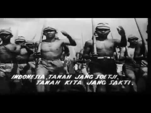 Lagu kebangsaan NKRI versi pertama