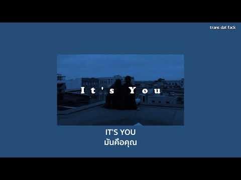 [THAISUB] It's You - Ali Gatie