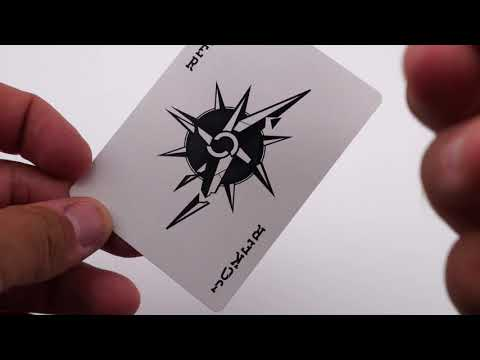 Elevation Playing Card video