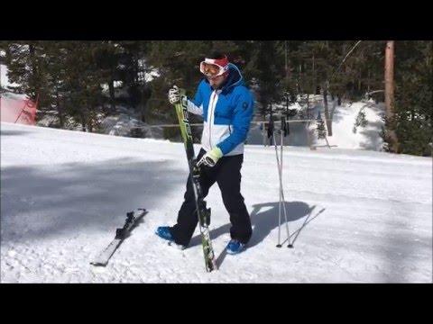 Serkan Hoca Kayak Dersi Ski Lesson 1/11(Kayak Malzemelerini Tanıma, Başlangıç ve Yürüme)
