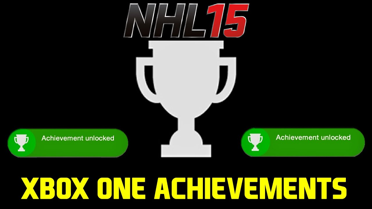 The Whole Package Achievement in NHL 15