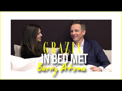 BEDHABITS met Barry Atsma - ''Ik werd met mijn hoofd naast de tramrails wakker''