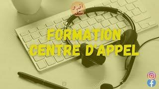 Formation Centre D'appel