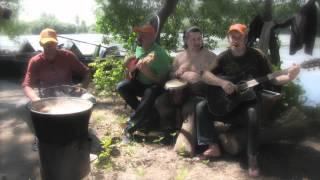 Песня о рыбалке -группа ''Сибирские грибы''.