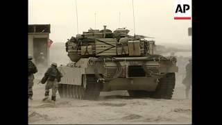 Troops carry out close quarter combat exercises