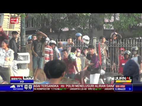 Sempat Berdamai, Warga Menteng dan Pasar Rumput kembali Tawuran Mp3