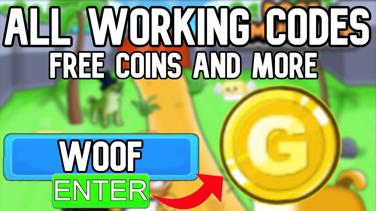 codes for doge simulator roblox
