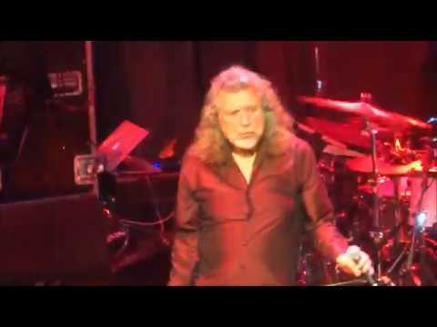 Robert Plant - Babe I'm Gonna Leave You - Massey Hall - Toronto, Canada - February 17, 2018