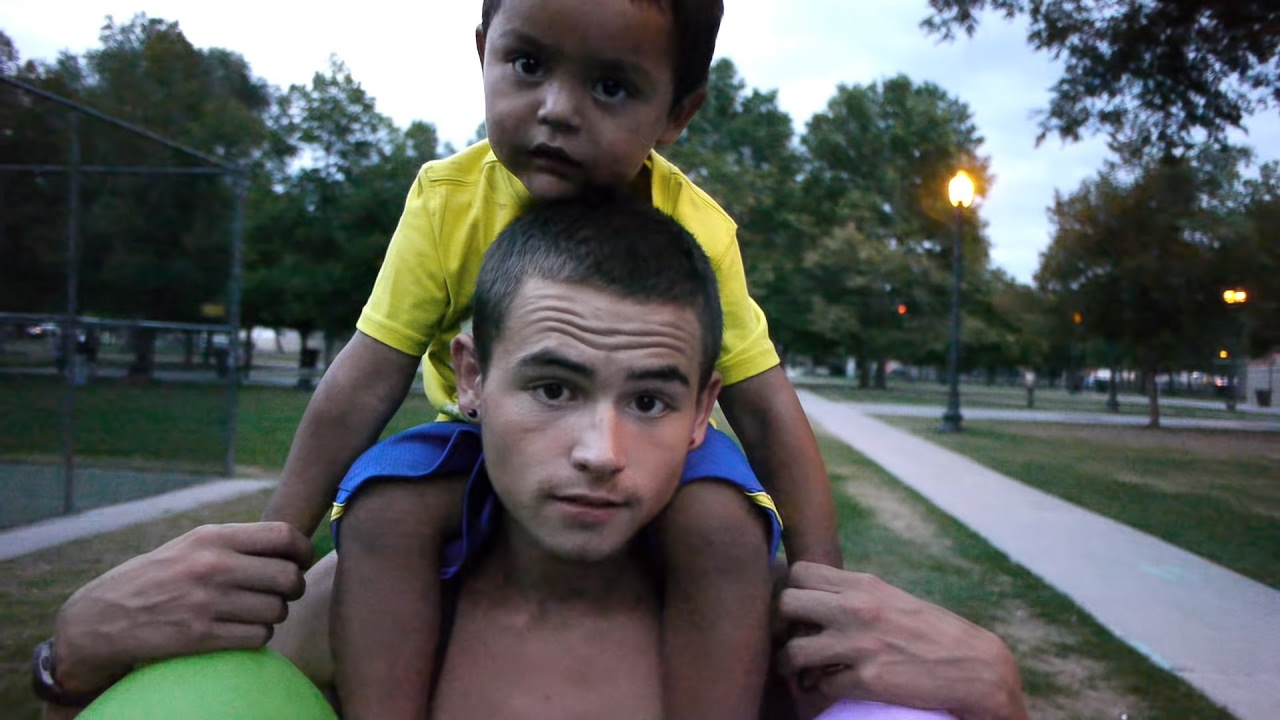 Ditsy is 19 years-old and homeless in Salt Lake City. All the kids in this video are homeless!