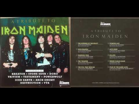 Various Artists - A Tribute To Iron Maiden - Metal Hammer 2017 Mp3