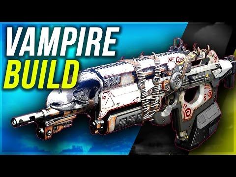 DESTINY Bad Juju Post Patch Vampire Build | Warlock Voidwalker Build