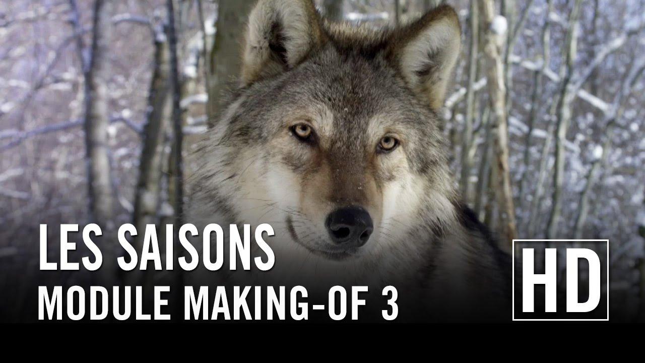 Les Saisons - Module Making-of 3