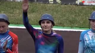 Рекорд России по пожарному спорту. Екатерина Чендакова 14.82 сек.