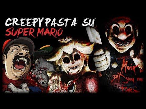 4 Creepypasta su SUPER MARIO che non sai 💀 #CreepyGameShow