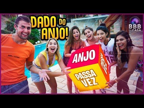 DADO DA SORTE OU AZAR!! - BBB DA CASA  [ REZENDE EVIL ]