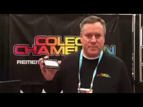La nueva consola de videojuegos retro, el Coleco Chameleon