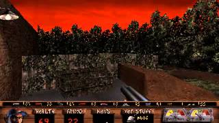 Redneck Rampage Rides Again - Episode 2, Level 3: Lummockston