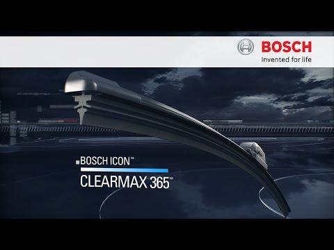Bosch ICON Wiper Blades With ClearMax 365