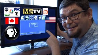 Digital Broadcast TV Rescan Troubleshooting! - What Does Rescan Your TV Mean?