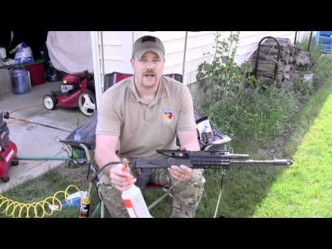 Corrosive Ammo and Cleaning Your Rifle