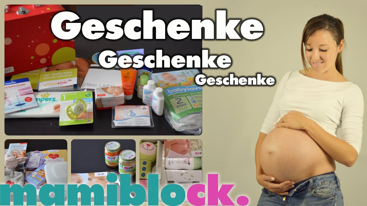 geschenke zur schwangerschaft und geburt die besten babyclubs mamiblock der mami blog youtube. Black Bedroom Furniture Sets. Home Design Ideas