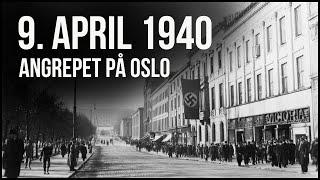 Det tyske angrepet på Oslo 1940