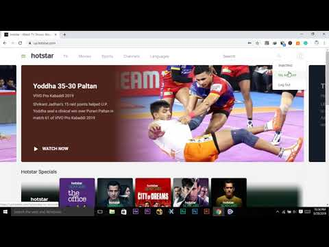 How To Signup Hotstar In USA