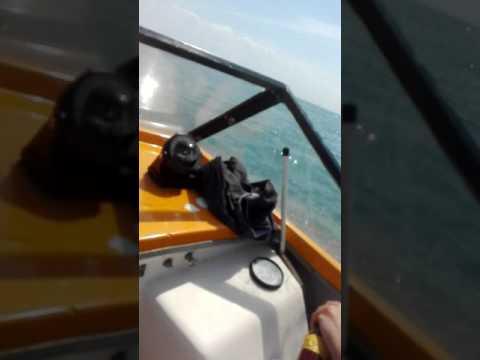 Shetland 535 , Mariner 75 hp