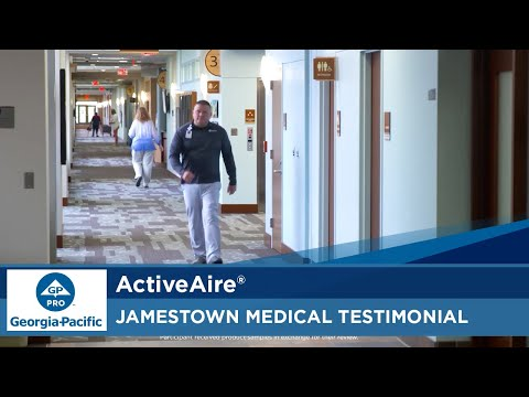 Jamestown Medical Testimonial on ActiveAire®