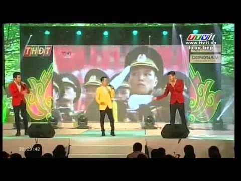 Khúc Hát Lính Biên Phòng - (BGKTC lần 12 - 02/11/2015)
