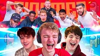 THE FANBASE WAR (Sidemen Among Us)