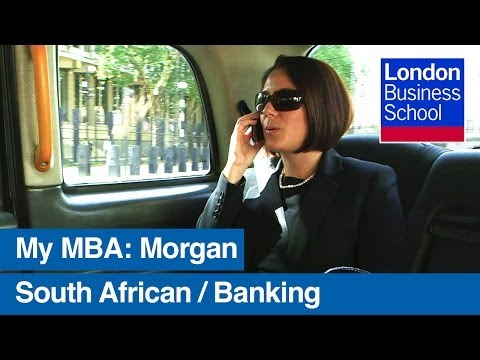 Morgan's MBA experience | London Business School