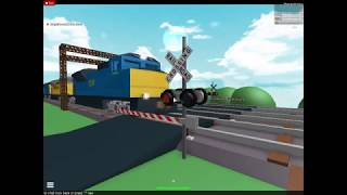 Roblox Railfaning Episode 71