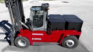 Electric Forklift trucks    918ton