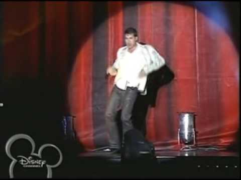 Drew Seeley - Dance with me Live