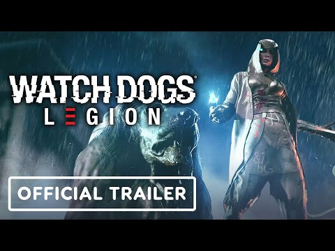 Watch Dogs: Legion - Official Assassin's Creed Crossover & DLC Trailer