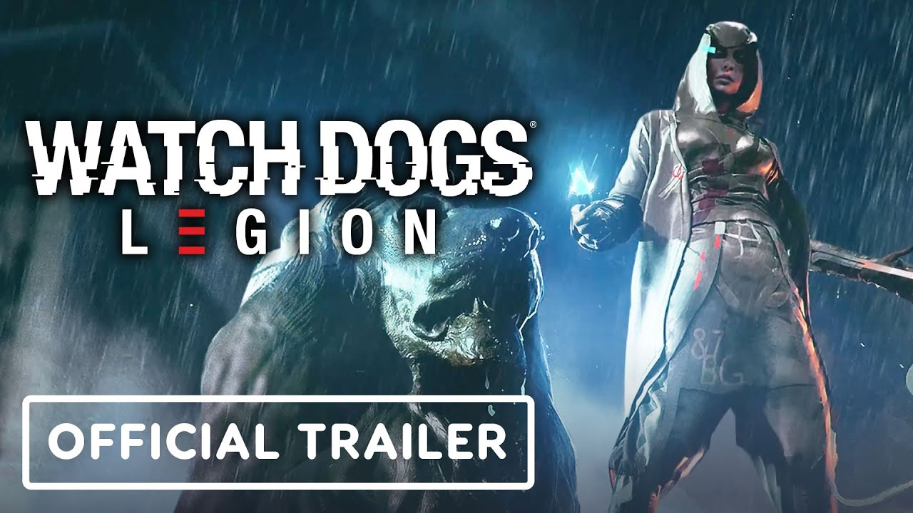 Watch Dogs Legion Official Assassin S Creed Crossover Dlc Trailer Youtube