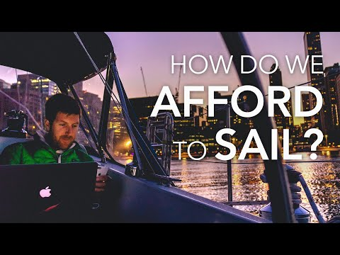 Building Remote Income To Go Cruising | Sailing Soulianis - Ep. 46